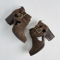 Boho Create a New Classic Bootie by ModCloth