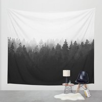 A Wilderness Somewhere Wall Tapestry by Tordis Kayma