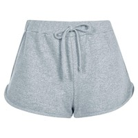 Bryony Tie Front Jogger Style Shorts
