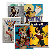 DC Bombshells Posters - Catwoman