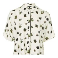 PETITE Cactus Pyjama Style Blouse - Prints - We Love