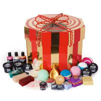 Lush Legends Wrapped Gift