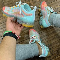 Nike Air Vapormax Atmospheric Cushion Women's Sneakers Mesh Vamp Full Palm Air Cushion Running Shoes