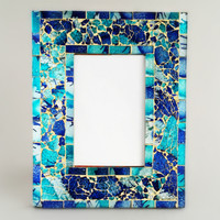 Handcrafted Moroccon Mosaic Frame