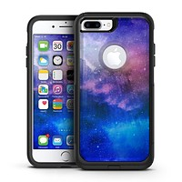 Space Light Rays - iPhone 7 or 7 Plus Commuter Case Skin Kit