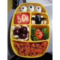 Dr. Sears Nibble Tray, Yellow/Green