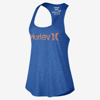HURLEY ONE AND ONLY FADE DRI-FIT RACER