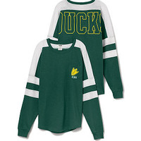 University of Oregon Varsity Pocket Crew - PINK - Victoria's Secret
