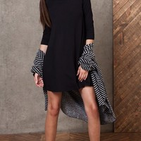 A-line dress - DRESSES - WOMAN | Stradivarius Republic of Ireland