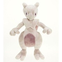 "12"" Mewtwo Pokemon Plush"
