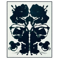 Andy Warhol, Rorschach, 1984, Drawings