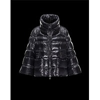 Moncler CHALAIN Shiny Turtleneck Jackets Techno Fabric/Polyamide Womens 41456977