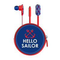 Hello Sailor Couture Earbuds