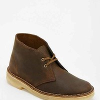 Clarks Desert Leather Ankle Boot-