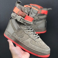 "Nike SF-AF1 High ""Rush Coral"" Sneaker - Best Deal Online"