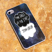 The Fault In Our Stars Watercolor Design For iPhone4/4s Case, iPhone 5/5s/5c Case, Samsung S3/S4 Case