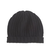 J.Crew Womens Chunky Ribbed Hat
