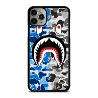 CAMO BAPE SHARK iPhone Case Cover
