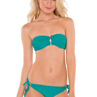 Amanda Bathing Top - Teal