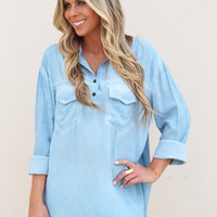 Rhythm & Blues Top