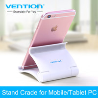 Vention Desk Phone Holder Universal Mobile Phone Stand For iPad iPhone Sony Nokia HTC Cellphone And Tablet Stand