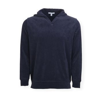 Strong Boalt The Terry Cloth L/S Jackets Blue