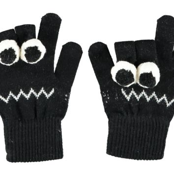STELLA MCCARTNEY - Halloween Gloves, Black