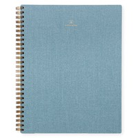 Chambray Notebook Lined