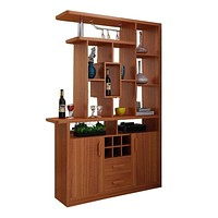 Modern Style Wooden Cabinet Display