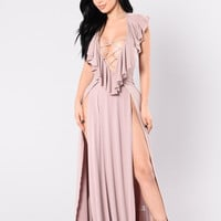 Full Time Showstopper - Mauve