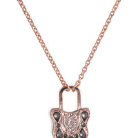 Locked In Luxe Necklace