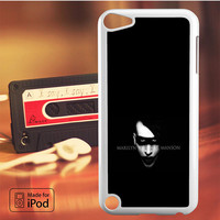 Marilyn Manson Cover iPod Touch 4 Case, iPod Touch 5 Case, iPod Touch 6 Case