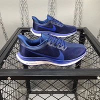 """""""Nike Air Zoom Pegasus 35"""" Men Sport Casual Fashion Breathable Net Surface Sneakers Jogging Running Shoes"""