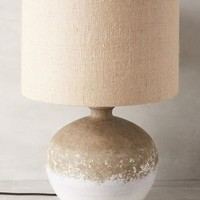 Aliso Lamp Ensemble by Anthropologie in Neutral Size: One Size Lighting