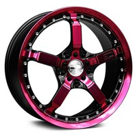 HD® - COOL DOWN Gloss Black with Pink Face and Lip