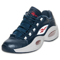 Men's Reebok Question Low Basketball Shoes