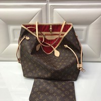 Beauty Ticks Louis Vuitton Lv Neverfull Gm #2574
