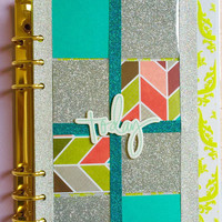 Today is a Gift Planner Filofax Dashboard, Page Marker, Divider (A5) for kikki.K, Kate Spade, Filofax or 6-Ring Agenda