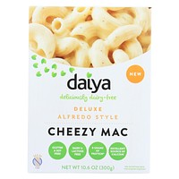 Daiya Foods - Cheezy Mac Deluxe - Alfredo Style - 10.6 oz. - Pack of 8