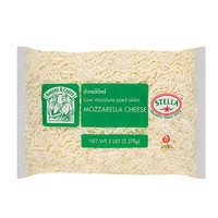 Bakers & Chefs Shredded Mozzarella Cheese - 5 lbs.
