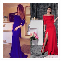 Women's Fashion Sexy Party Bandages Prom Dress One Piece Dress [9324634628]