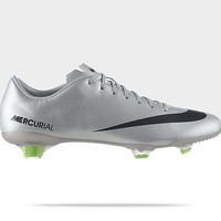 Check it out. I found this Nike Mercurial Veloce Men's Firm-Ground Soccer Cleat at Nike online.