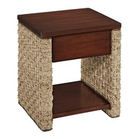 Home Styles Cabana Banana II Side Table (Brown)