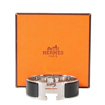 HERMES Clic Clac H Bracelet (with box)