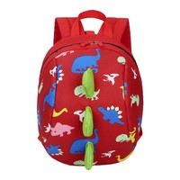 Toddler Backpack class Fashion fresh and unique Baby Boys Kids Schoolbags Dinosaur Pattern Animals Backpack Toddler School Bag Book Bag  AT_50_3