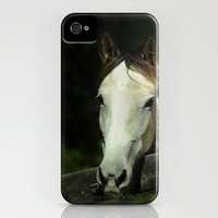 If Wishes Were Horses iPhone Case by Rebecca A Sherman   Society6