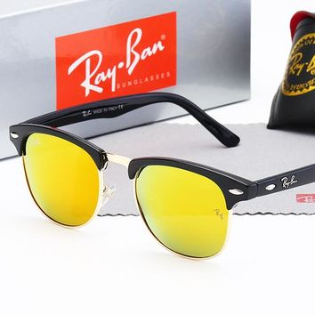 Ray-ban sells sunglasses with large, faded lenses for fashionable women