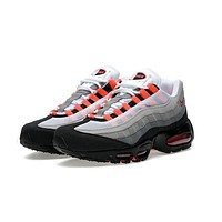 Air Max 95 Blood Orange / Grey Size 40-46