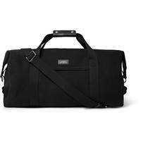 Saturdays NYC - Norfolk Leather-Trimmed Canvas Holdall
