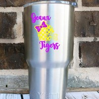 Geaux Tigers Decal